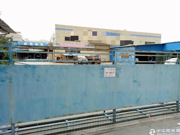 惠州市惠阳区新出独院钢构厂房招租8000平方米
