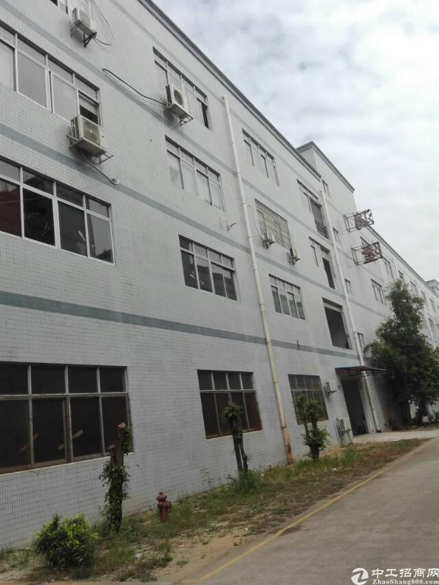 公明大型工业园800平米厂房招租