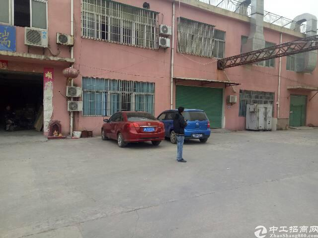 黄江镇田心村一楼标准厂房1280平米招租