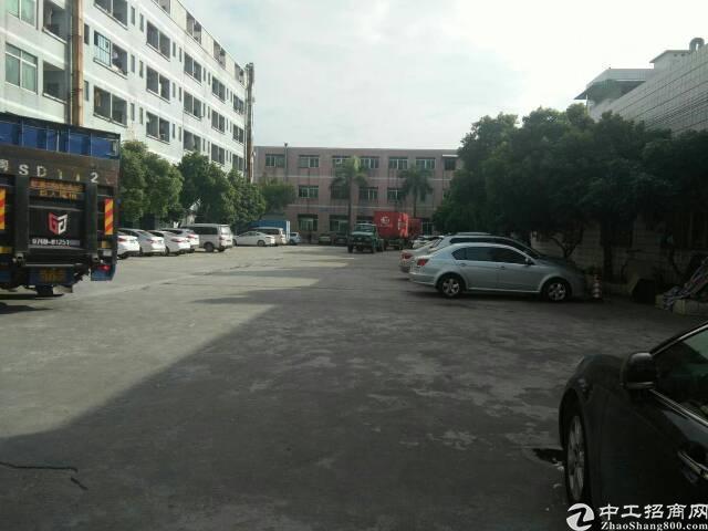 茶山镇塘角独门独院厂房7500平方