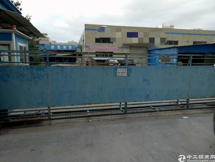 惠阳区秋长白石钢构8000平方米独院招租