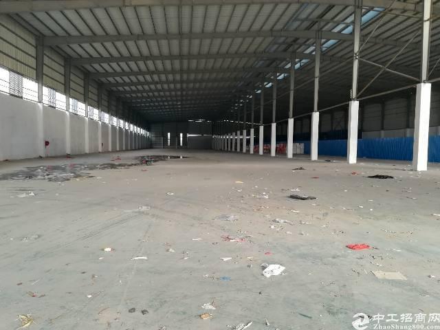 单一层钢结构厂房出租分租-图4