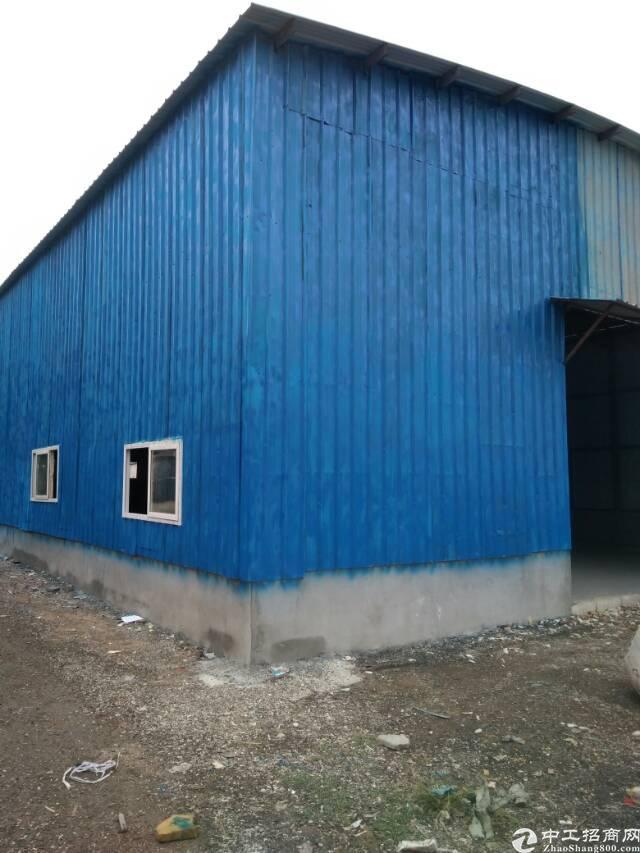 黄江镇旧村村单一层钢构