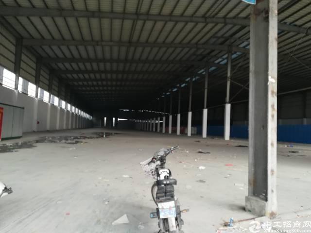 单一层钢结构厂房出租分租-图2