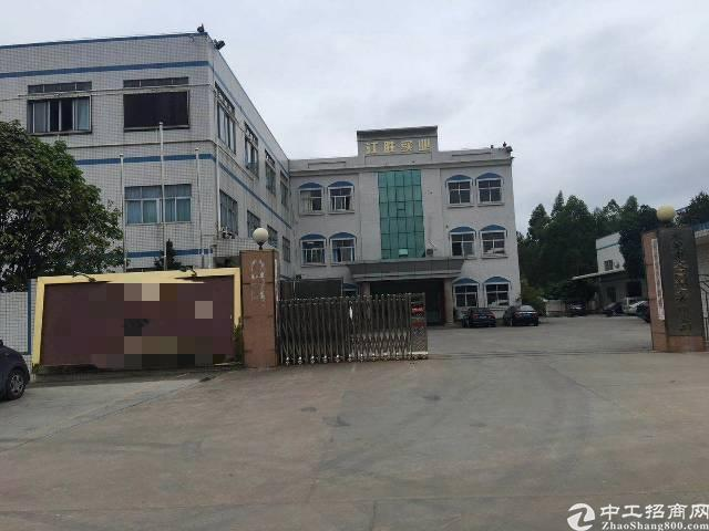 企石镇新岀原房东花园式标准厂房1-3层7000平方一楼5米