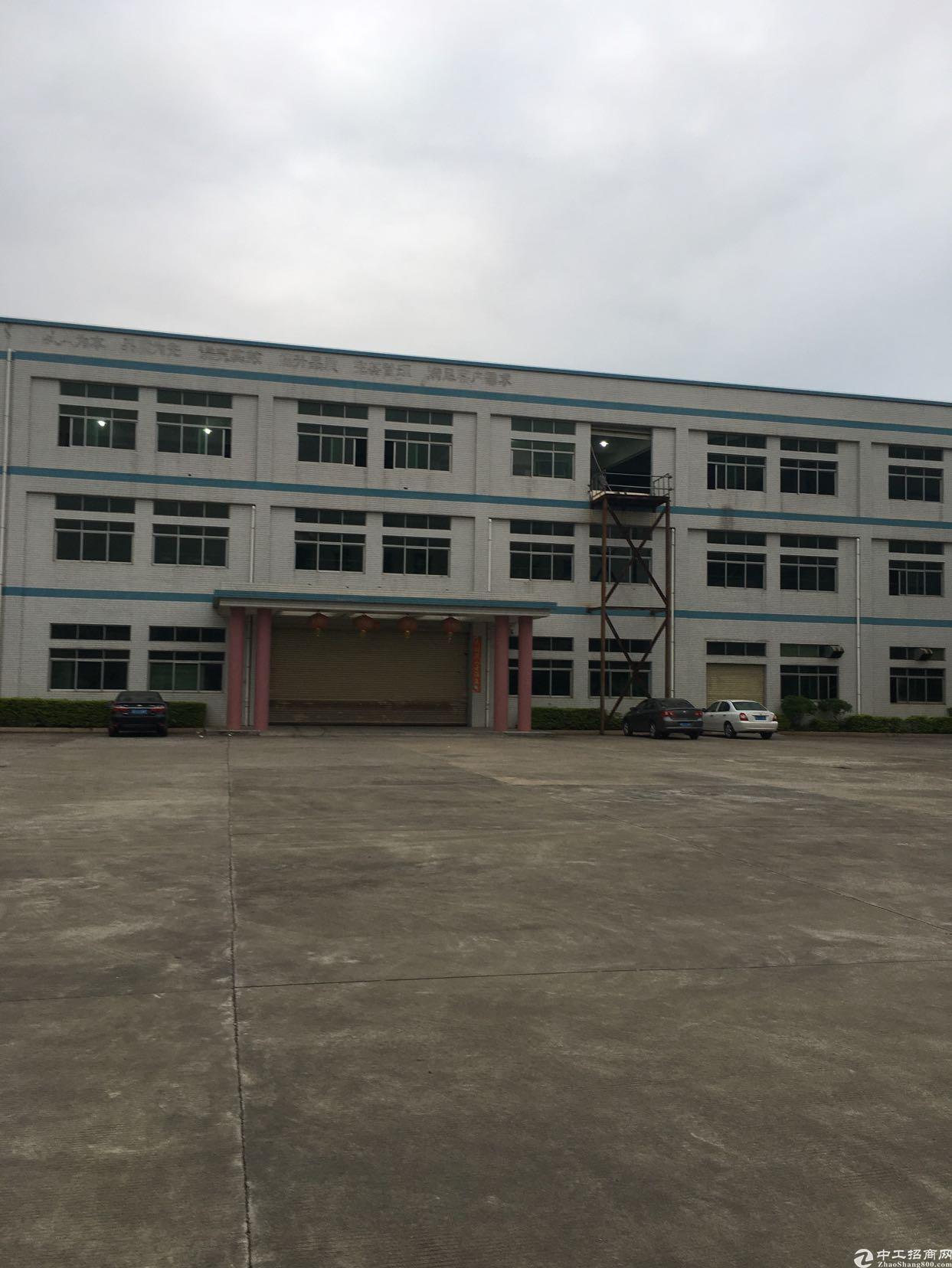 东莞市独院厂房12000平方出租