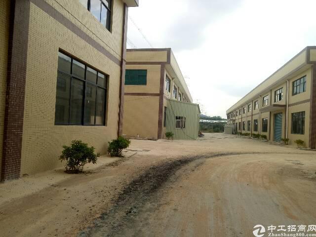 坑梓新出钢构厂房3200平米平价出租