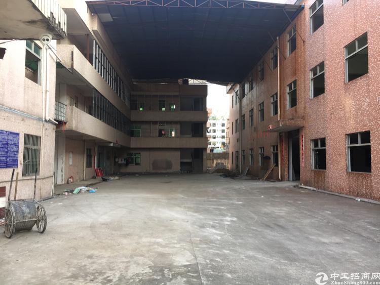横岗六约社区精装修厂房4500平方带电梯
