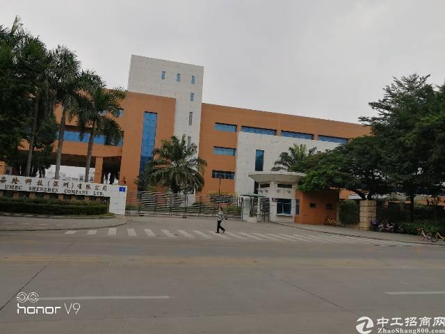 福永宝安大道带装修厂房1500平招租,价格低于市场
