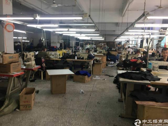 观澜高新技术产业园楼上一层厂房2000平米出租-图4
