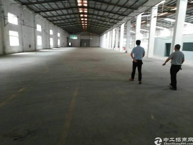 黄江镇中心分租独栋可做污染钢构1800平