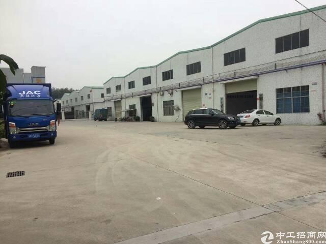 钢结构9米高厂房12000平方米出售