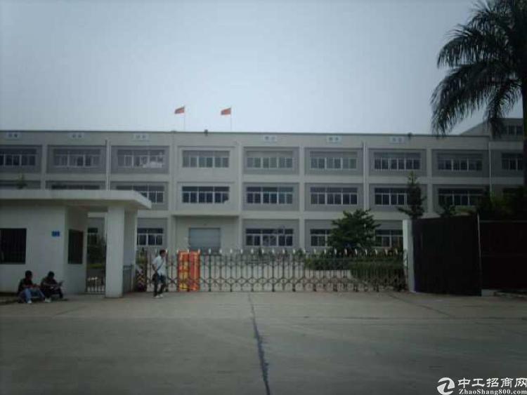 茶山镇上元村独门独院厂房招租面积5000平方