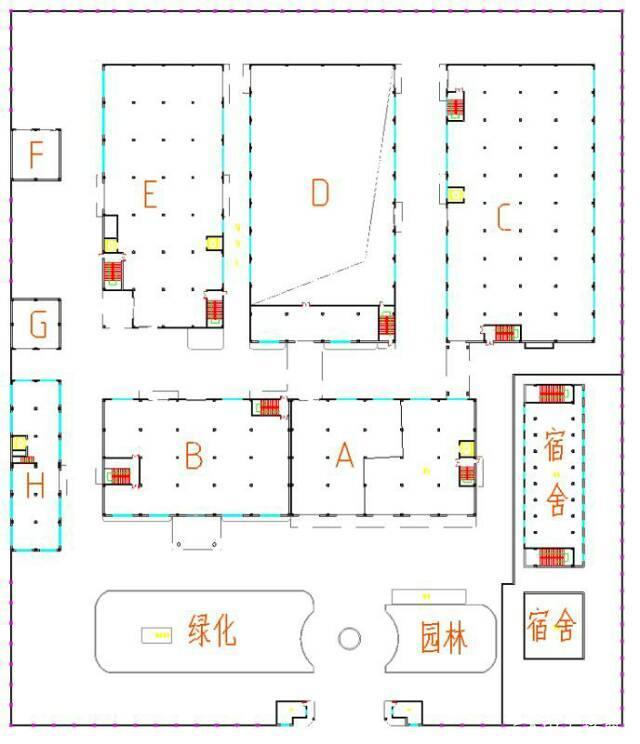 福永约29000平方红本厂房出租,有国家高新技术补贴-图3