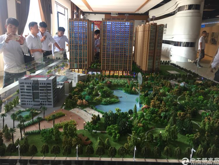 东莞红本厂房50000平出售,买500平送一套公寓-图2