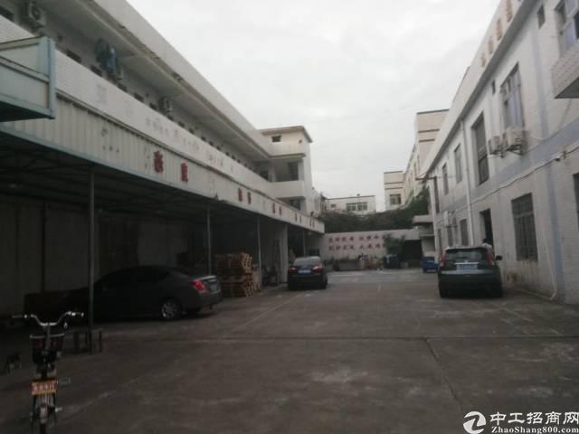 黄江镇公常路边精品独院厂房1-2层3000平米火爆招租