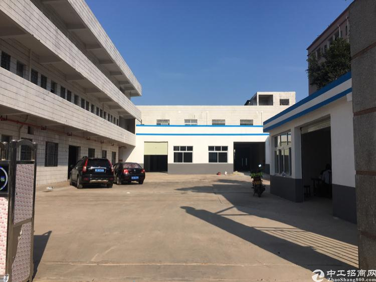 虎门南栅独院厂房出租总面积5000方