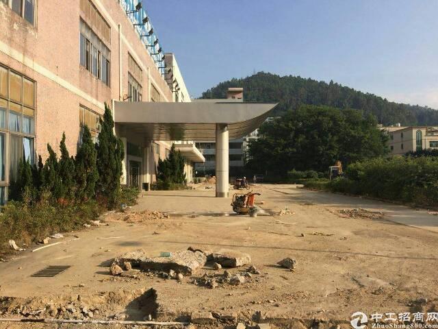 福永约29000平方红本厂房出租,有国家高新技术补贴-图2