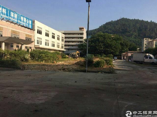福永约29000平方红本厂房出租,有国家高新技术补贴