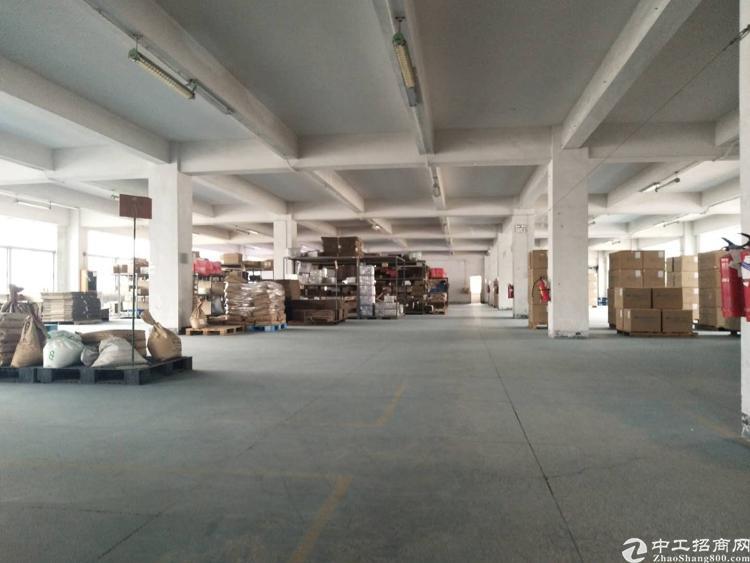 福永镇塘尾工业区一楼独栋厂房4500平方厂房招租