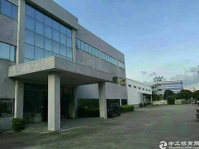 新出中堂镇原房东单一层14500方