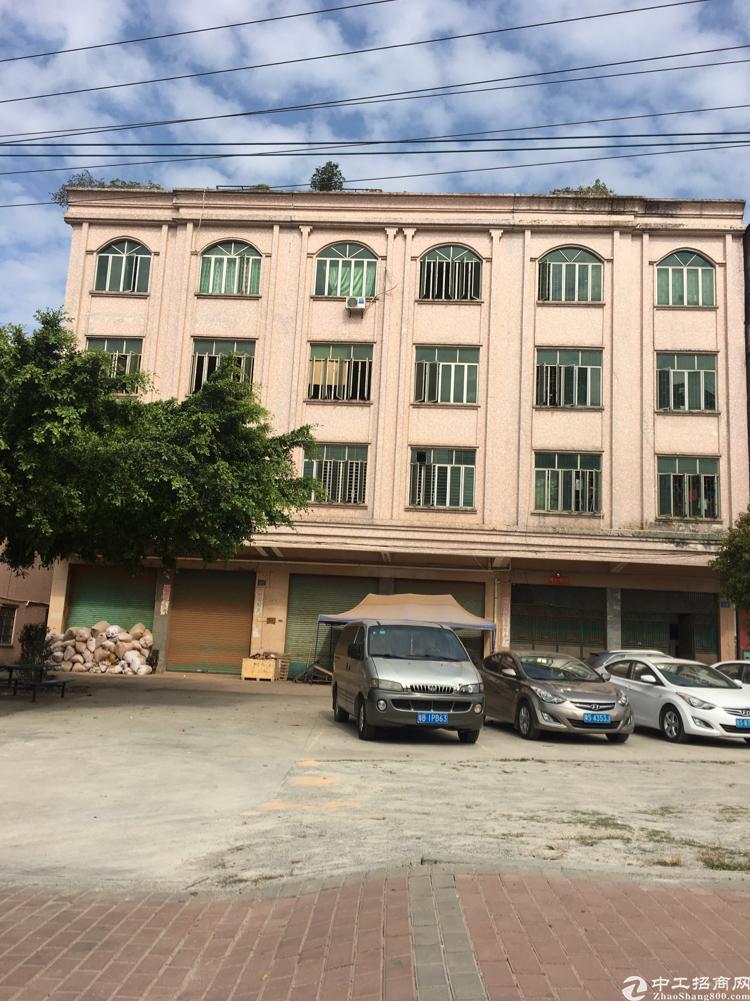 寮步镇西溪村独栋厂房1500平方