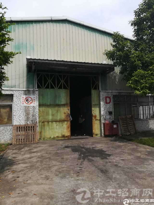 黄江靠深圳原房东厂房650平方,没有公摊