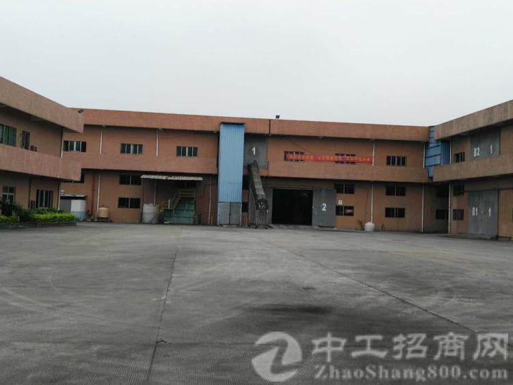 寮步华南城独院厂房分租一栋2层15000方