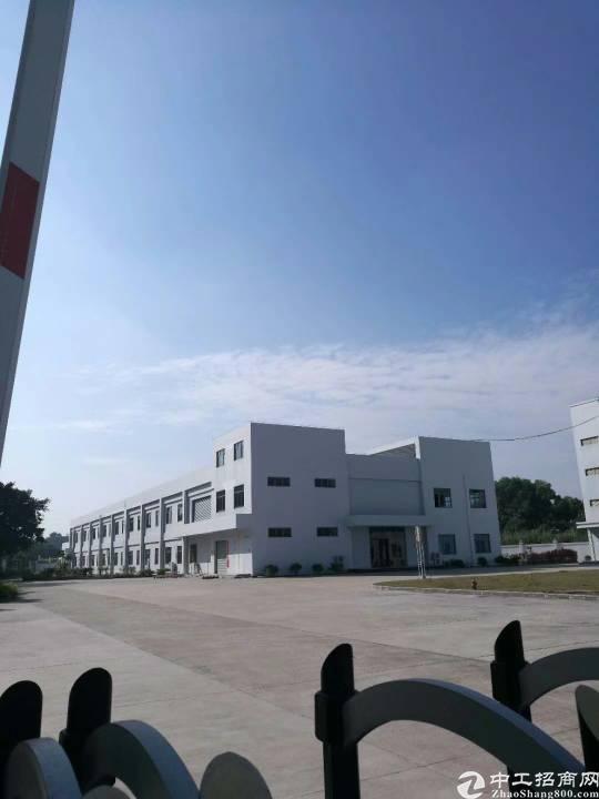 龙岗宝龙高新产业园新出50000平米独院厂房出租!