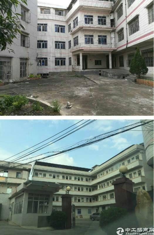 横沥镇 9700㎡宅基地+集体证厂房出售