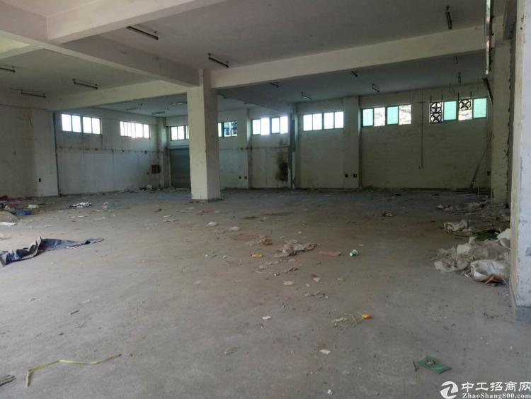 黄江镇新出标准一楼900平方层高6米模具注塑钣金
