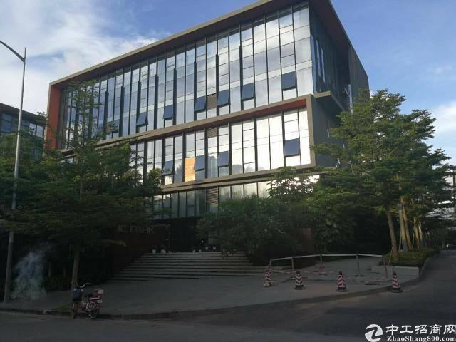 出租 光明高新园区红本写字楼1000平方,含税价格45
