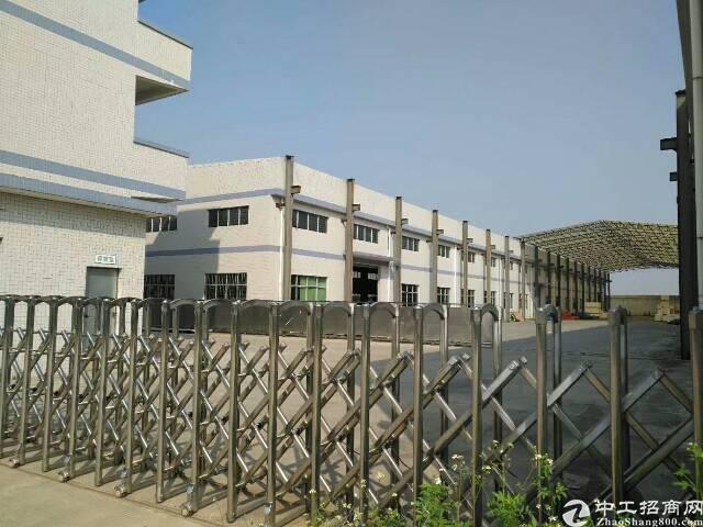 清溪高速出口附近独院单一层6000平米出租