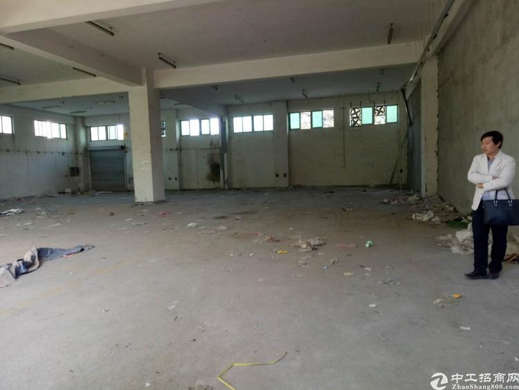 黄江镇新出标准一楼900平方层高6米模具注塑钣金-图3
