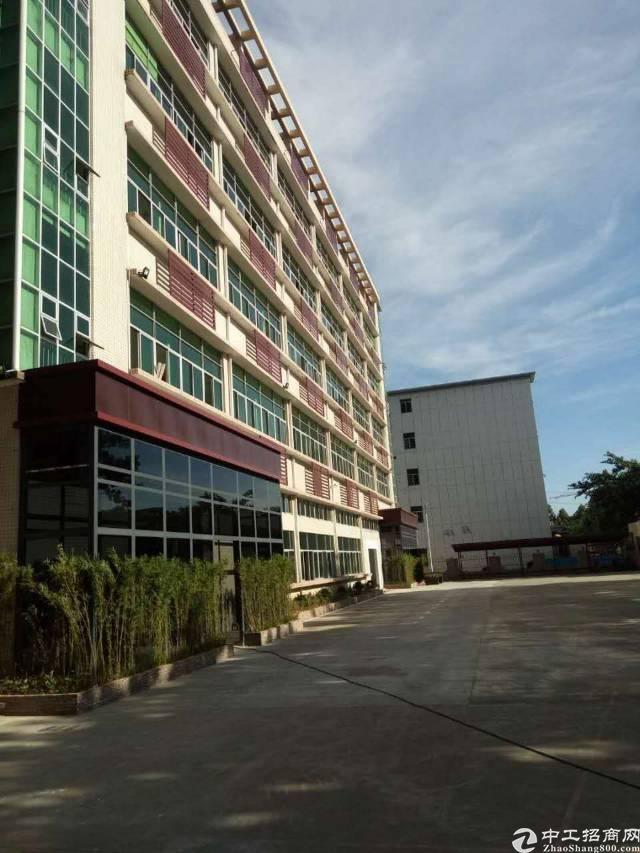 观澜大和路边上工业园新出一楼1100平方