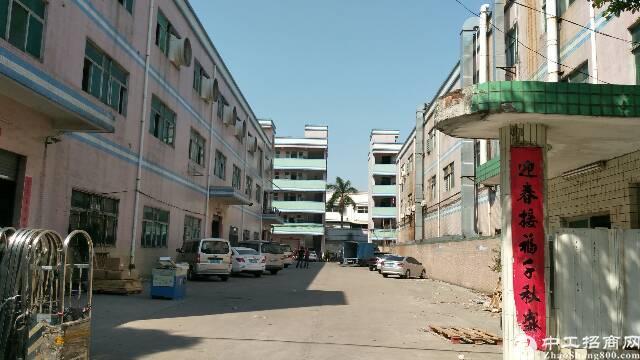 平湖华南城机荷高速出口工业园一二楼2600平方米出租-图5
