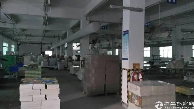 平湖华南城机荷高速出口工业园一二楼2600平方米出租-图6
