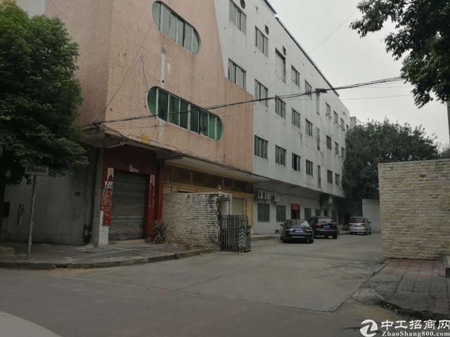 虎门白沙450平标准一楼厂房出租