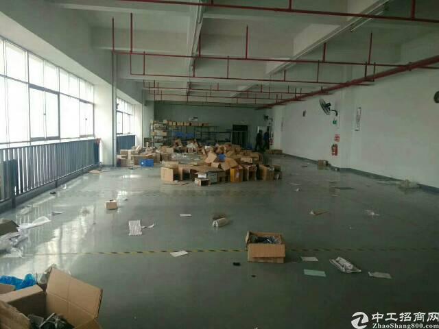 福永镇新和天瑞工业区三楼900平厂房招租-图3