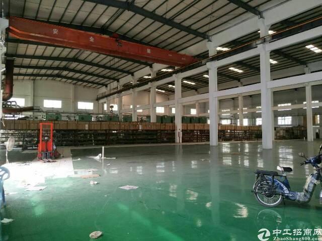 全新钢结构厂房低价抛租