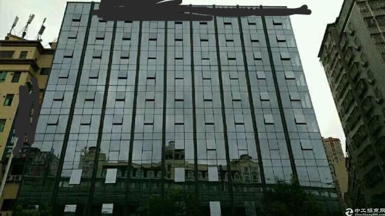 龙华民治地铁站精装修办公楼出租,水电齐全,直接拎包进驻