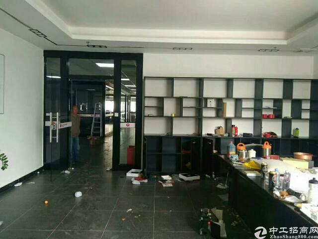福永镇新和天瑞工业区三楼900平厂房招租-图2