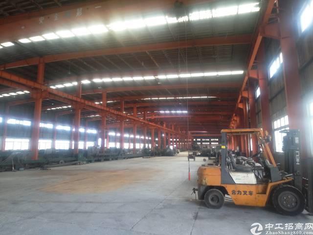 独门独院1.4万平单层厂房出售层高13米