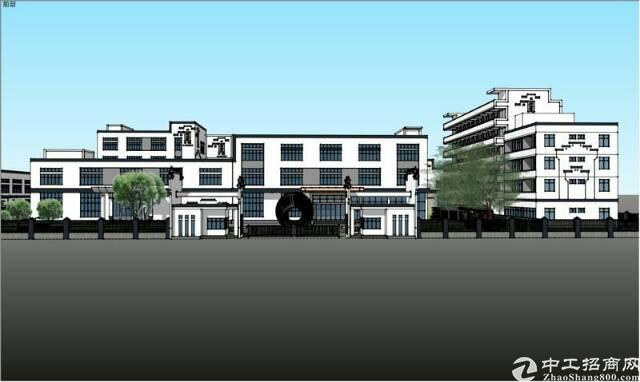 福永凤凰山附近独院5900平方带红本厂房出租-图5