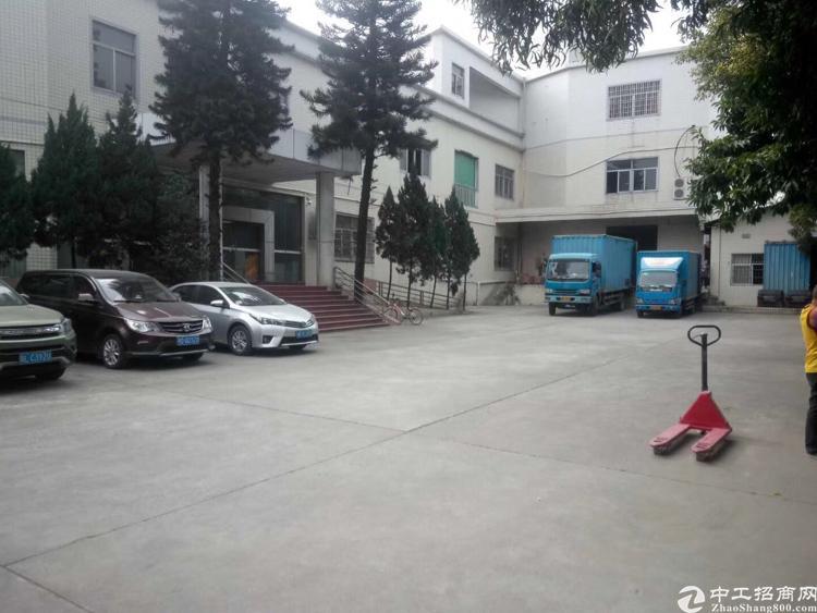 2层9000平米厂房带卸货平台出租分租