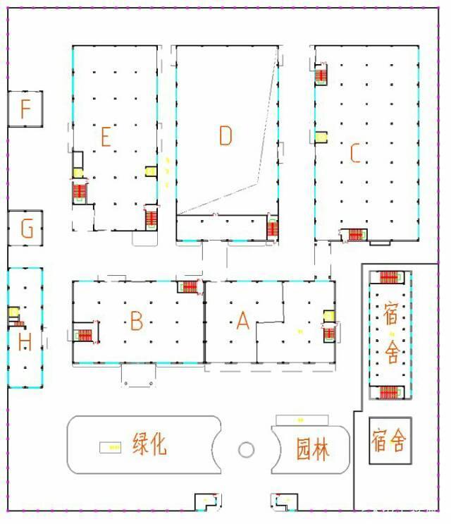 福永凤凰山附近独院5900平方带红本厂房出租-图4