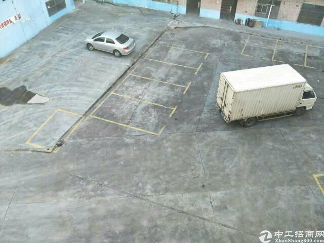 布吉丹竹头一楼1050平方厂房出租