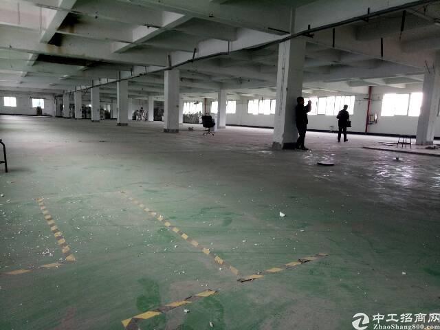 福永怀德新出3楼整层1800平方原房东厂房出租