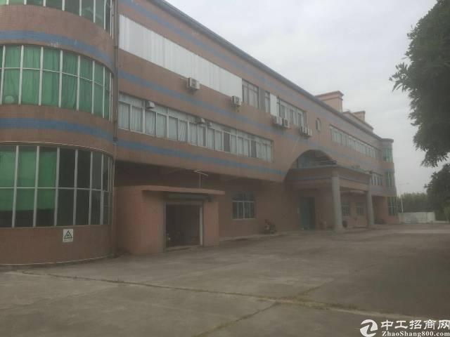 厚街镇原房东独院7500方厂房出租仅12元一方