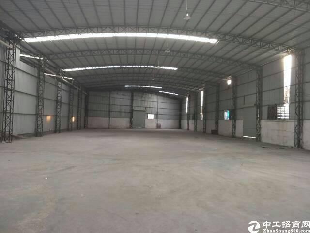 东城原房东全新独栋单一层厂房招租